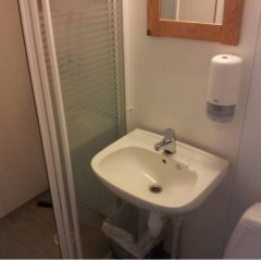 Отель Ålesund Hostel Норвегия, Олесунн - отзывы, цены и фото номеров - забронировать отель Ålesund Hostel онлайн ванная