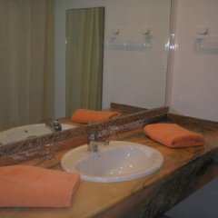 Отель Apartamentos Matorral ванная