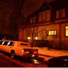 Отель Villa Lafera Эстония, Таллин - 5 отзывов об отеле, цены и фото номеров - забронировать отель Villa Lafera онлайн парковка