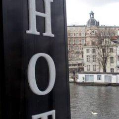 Отель Amstelzicht Нидерланды, Амстердам - отзывы, цены и фото номеров - забронировать отель Amstelzicht онлайн балкон