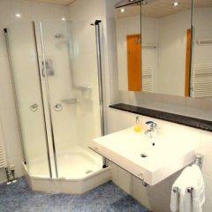 Отель Ferienwohnung Ginkgo Германия, Дрезден - отзывы, цены и фото номеров - забронировать отель Ferienwohnung Ginkgo онлайн ванная