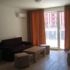 Апартаменты Persey Holiday Apartments Sunny Beach комната для гостей фото 8