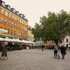 Отель Skindergade Apartment II Дания, Копенгаген - отзывы, цены и фото номеров - забронировать отель Skindergade Apartment II онлайн фото 6