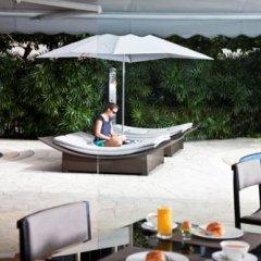 Отель Fraser Residence Orchard Сингапур, Сингапур - отзывы, цены и фото номеров - забронировать отель Fraser Residence Orchard онлайн питание