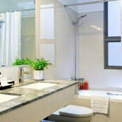 Отель Fraser Residence Orchard Сингапур, Сингапур - отзывы, цены и фото номеров - забронировать отель Fraser Residence Orchard онлайн ванная