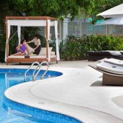 Отель Fraser Residence Orchard Сингапур, Сингапур - отзывы, цены и фото номеров - забронировать отель Fraser Residence Orchard онлайн бассейн
