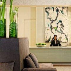 Отель Fraser Residence Orchard Сингапур, Сингапур - отзывы, цены и фото номеров - забронировать отель Fraser Residence Orchard онлайн интерьер отеля фото 2