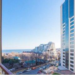 Апартаменты Kolosov`s Arkadia Apartments балкон