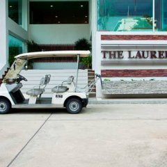 Отель The Laurel Suite Apartment Таиланд, Бангкок - отзывы, цены и фото номеров - забронировать отель The Laurel Suite Apartment онлайн городской автобус