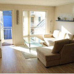 Апартаменты Skottegaten Apartment комната для гостей фото 2