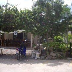 Отель Narnia Resort Pattaya 2 парковка