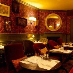 Отель Dean Street Townhouse гостиничный бар