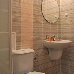 Отель Sunrise Club Apart Hotel Болгария, Равда - отзывы, цены и фото номеров - забронировать отель Sunrise Club Apart Hotel онлайн ванная