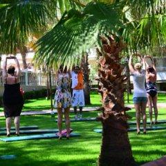 Linda Resort Hotel - All Inclusive фитнесс-зал фото 4