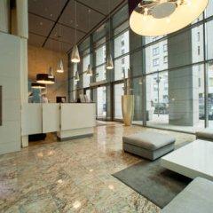 Отель Platinum Towers E-Apartments Польша, Варшава - отзывы, цены и фото номеров - забронировать отель Platinum Towers E-Apartments онлайн интерьер отеля