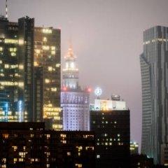 Отель Platinum Towers E-Apartments Польша, Варшава - отзывы, цены и фото номеров - забронировать отель Platinum Towers E-Apartments онлайн фото 2