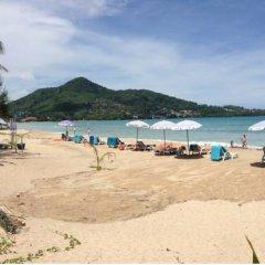 Basilico Hotel & Restaurant пляж фото 2