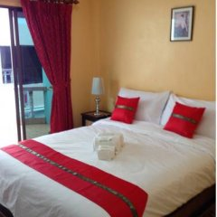 Basilico Hotel & Restaurant комната для гостей фото 5