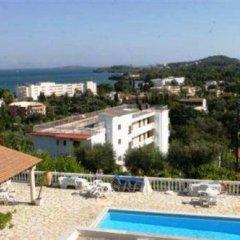Отель Eliana пляж фото 2