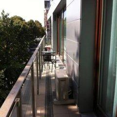 Отель Apartamenty Triston Park балкон