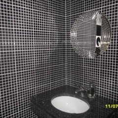 Отель Captain's Log House ванная