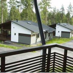 Отель Imatran Kylpylä Spa Apartments Финляндия, Иматра - 1 отзыв об отеле, цены и фото номеров - забронировать отель Imatran Kylpylä Spa Apartments онлайн балкон