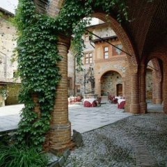 Отель Castello Di Pavone вид на фасад