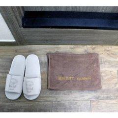 Отель Suncity Guest House ванная фото 2