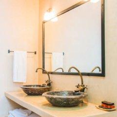 Отель Dar Chamaa Марокко, Уарзазат - отзывы, цены и фото номеров - забронировать отель Dar Chamaa онлайн ванная фото 2