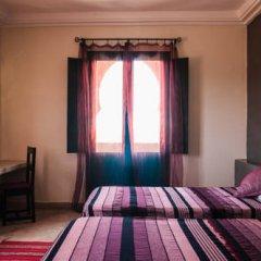 Отель Dar Chamaa Марокко, Уарзазат - отзывы, цены и фото номеров - забронировать отель Dar Chamaa онлайн комната для гостей фото 5