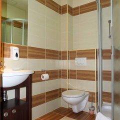 Отель Ksiecia Jozefa Познань ванная