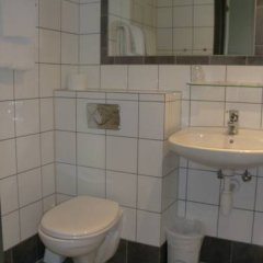 Отель Viste Strandhotell Рандаберг ванная
