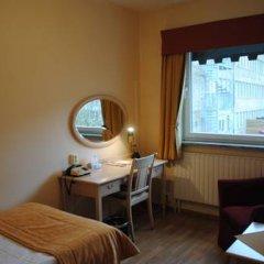 Plaza Hotel Malmo Мальме удобства в номере