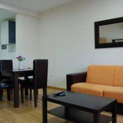 Отель Aparthotel Encasa Испания, Мадрид - отзывы, цены и фото номеров - забронировать отель Aparthotel Encasa онлайн комната для гостей фото 3