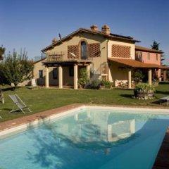 Отель Agriturismo Podere Luisa Италия, Монтеварчи - отзывы, цены и фото номеров - забронировать отель Agriturismo Podere Luisa онлайн бассейн фото 3