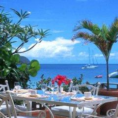 Tamarind Beach Hotel & Yacht Club питание