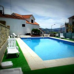 Отель Casa Do Brasao бассейн фото 3