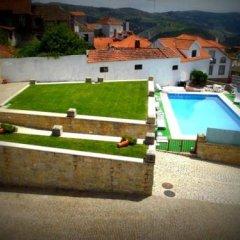 Отель Casa Do Brasao бассейн фото 2