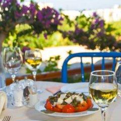 Отель Glaros питание фото 3