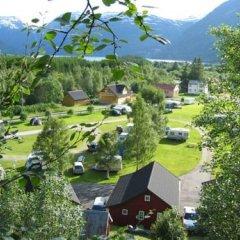 Отель Røldal Hyttegrend & Camping балкон