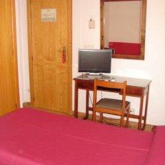 Отель Hostal Talamanca в номере