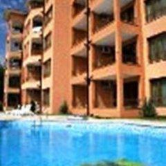 Отель PM Services Sunflower Aparthotel Болгария, Солнечный берег - отзывы, цены и фото номеров - забронировать отель PM Services Sunflower Aparthotel онлайн спортивное сооружение