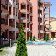 Отель PM Services Sunflower Aparthotel Болгария, Солнечный берег - отзывы, цены и фото номеров - забронировать отель PM Services Sunflower Aparthotel онлайн бассейн