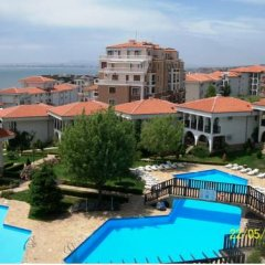 Апартаменты Apartment in Kambani 1 Apartcomplex бассейн фото 2