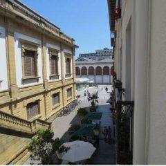 Отель Hospedaje Gurtxu балкон
