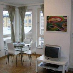 Апартаменты Pfefferbett Apartments Regierungsviertel Берлин интерьер отеля фото 2