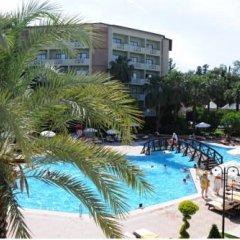 Alara Park Hotel Турция, Аланья - отзывы, цены и фото номеров - забронировать отель Alara Park Hotel онлайн балкон