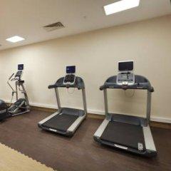 Отель Hilton Garden Inn Istanbul Golden Horn фитнесс-зал фото 4