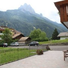 Отель Villa Bacchiani - La Rosa Blu Долина Валь-ди-Фасса фото 3