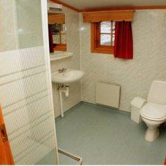Отель Hunderfossen Hotell & Resort ванная фото 2